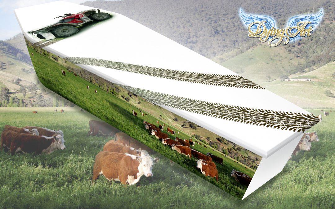 Custom design for a farmer