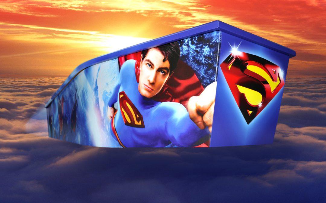 Custom design – Superman