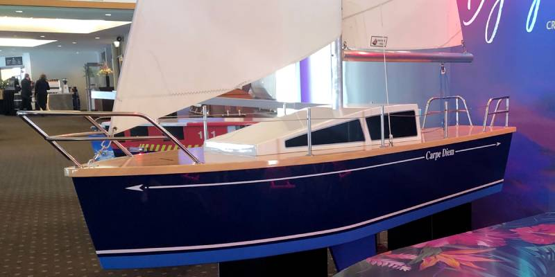 Yacht casket –specialty